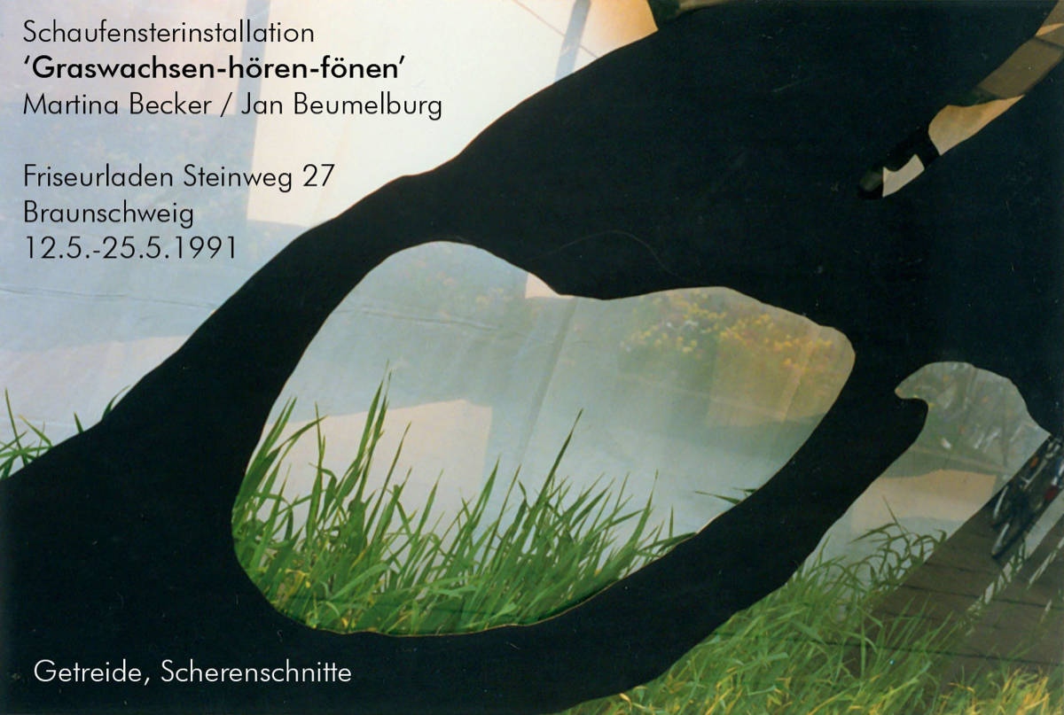Kunst im Schaufenster (1991)