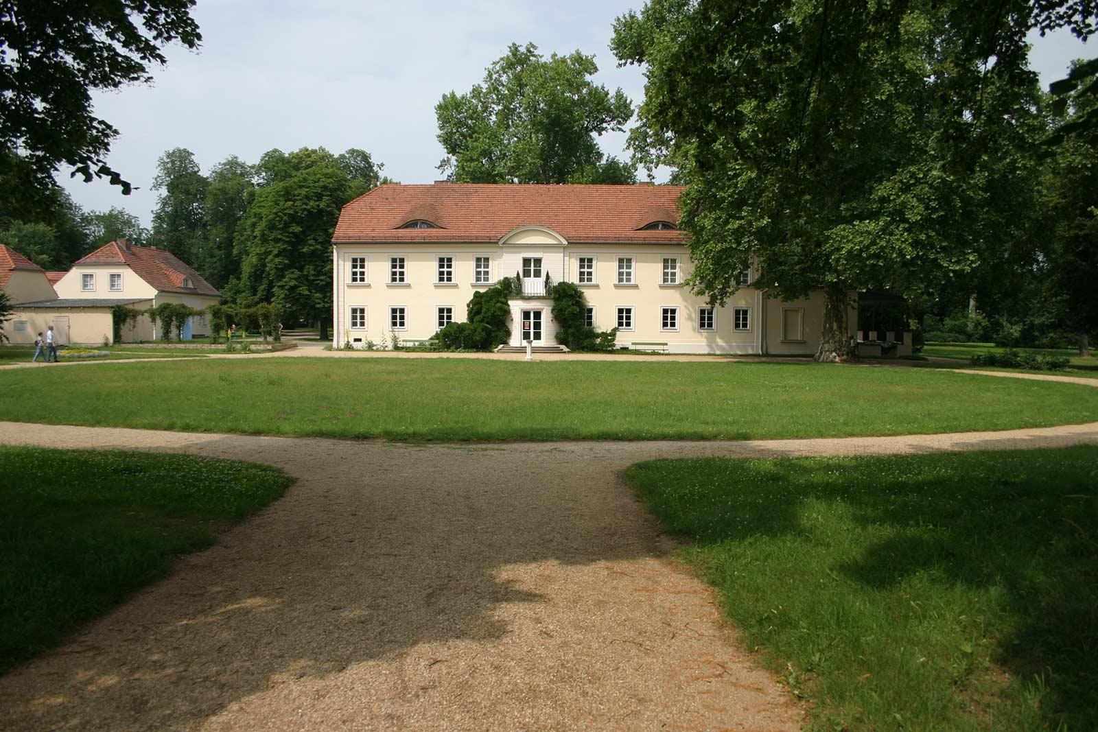 Randbemerkungen Schloss Sacrow 2007