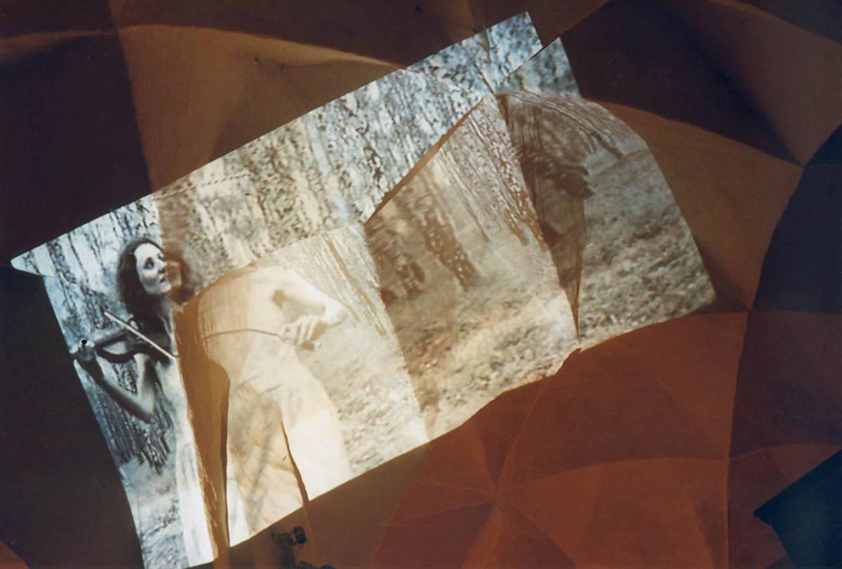 Totensonntag - 3 Rauminstallationen in Brandenburg an der Havel 1997