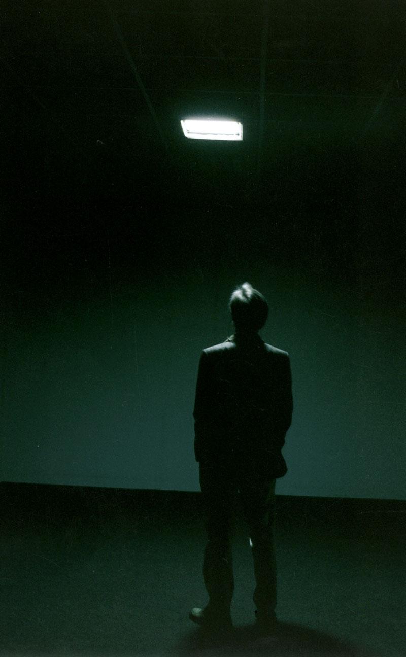 Oben – eine Videoinstallation (1998)